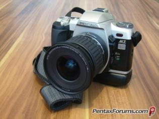 Pentax mz6