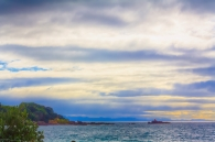 HDR seascape
